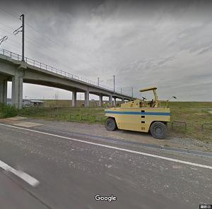 グーグルマップで鉄道撮影スポットを探してみた 東北本線 平泉駅~前沢駅