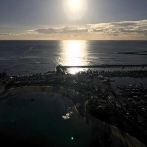ハワイに行きたいっ!