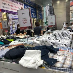 【超激安】行かなきゃ損!!韓国アウトレットで大セール中!