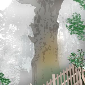 玉置神社⑷ 神代杉