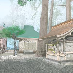 玉置神社⑹ 低血圧の悩み