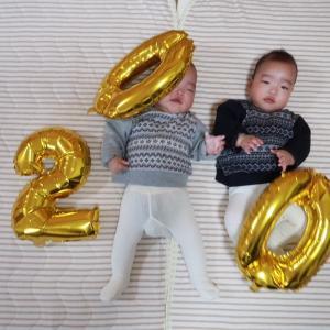 おめでとう!双子ってぃの生誕200日を振り返る