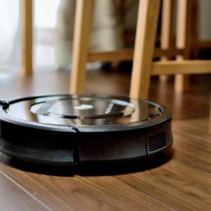 ルンバで意識改革!掃除の自動化で家事の時間を削減する。
