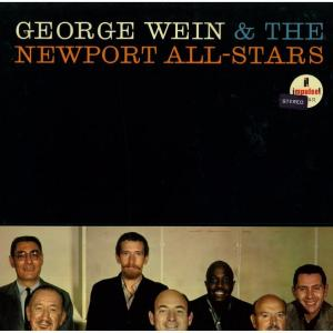 A-31 GEORGE WEIN & THE NEWPORT ALL-STARS