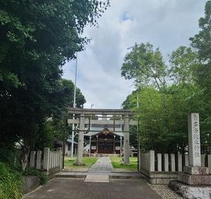 【ぶらり旅】(しあわせ祈願)多奈波太神社(たなばた-じんじゃ)