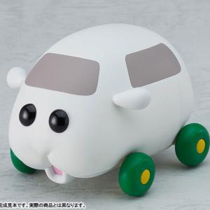 【新作】MODEROID PUI PUI モルカー くみたてモルカー シロモ プラモデル(グッドスマイルカンパニー)