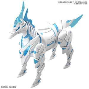 【新作】SDW HEROES 軍馬 ナイトワールド Ver. プラモデル 『SDガンダムワールド ヒーローズ』(BANDAI SPIRITS)