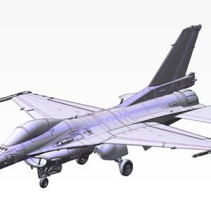 【新作】1/72 航空自衛隊 F-2A戦闘機 プラモデル(ファインモールド)