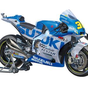 【新作】1/12 オートバイシリーズ No.139 チーム スズキ エクスター GSX-RR '20 プラモデル(タミヤ)
