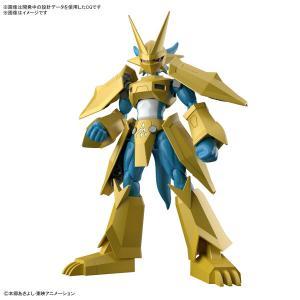 【新作】Figure-rise Standard マグナモン プラモデル 『デジモンアドベンチャー02』(BANDAI SPIRITS)