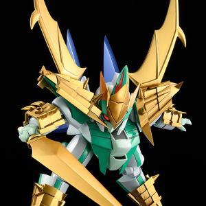 【新作】PLAMAX MS-14 真魔神英雄伝ワタル 鋼衣幻王丸 プラモデル(マックスファクトリー)