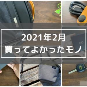 【買ってよかったモノ】2021年2月版【5選+α】