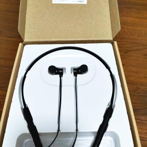 【Aisea進化版 Bluetooth イヤホン ネックバンド型】2000円の全部入りイヤホンの口コミ