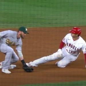 エンゼルス大谷翔平、無安打も3四球&1盗塁でチームに貢献、OPS 1.060に上昇