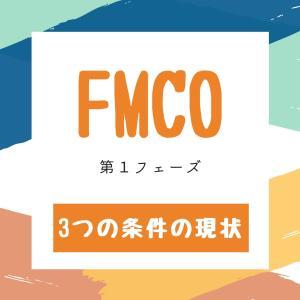 【マレーシア】第一フェーズ(FMCO)の現状
