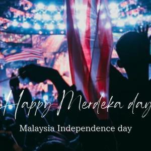 【マレーシア】パラリンピック金メダルとナショナルデーのダブルのめでたい日♪