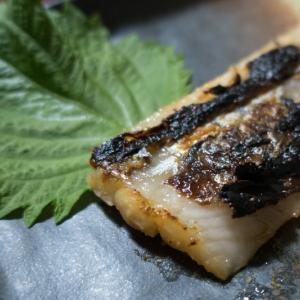 太刀魚の西京漬け