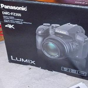 4Kカメラ来ましたぁ!!