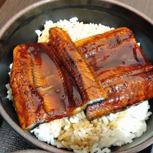 ゆで太郎システムさんの2021年6月メニュー!! 満腹うな丼セットを食べてきた