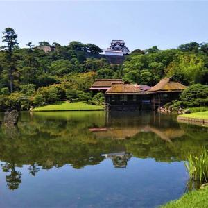 ブログ更新しました  彦根城と近江ちゃんぽん