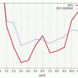 目黒記念回顧(ラップ分析)2021