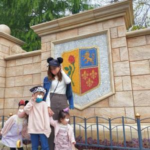 またあのお城の門を通れるなんて