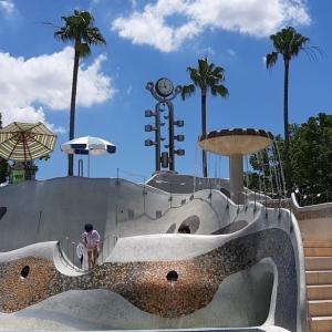 【川西市の子連れオススメスポット】西猪名公園ウォーターランドで赤ちゃんでも楽しく水遊び!