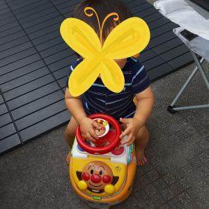 【0歳~2歳児オススメおもちゃ】「アンパンマンよくばりビジーカー」の口コミレビュー
