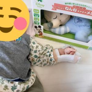 息子が高熱で緊急入院になり、病院で過ごした初めてのクリスマスイヴ。