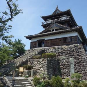 【日本100名城の道】丸岡城(福井県)