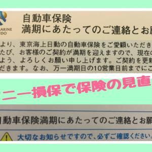 「おりても特約」が決め手! 東京海上日動からソニー損保へ ネット自動車保険にしてみた