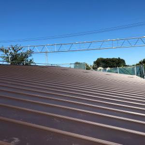 我が家の屋根