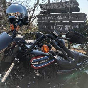 ツーリング☆万葉の岬で牡蠣三昧☆
