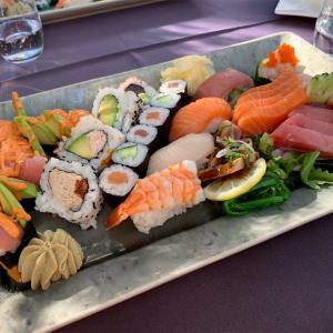 スイス•バーゼルで食べるお寿司ならココ!NOOHN