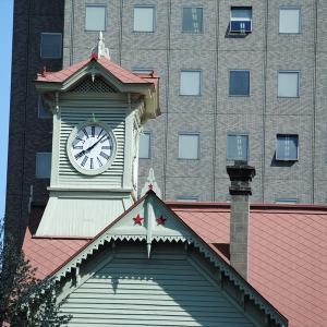 NIKON D3000での時計台