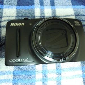 NIKON S9700 6年間感謝