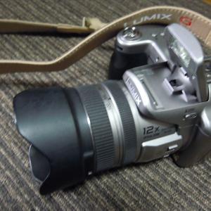 超お買い得だったLUMX ジャンクカメラ CMC-FZ30