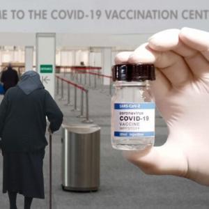 2021/06/22: ガボンの新型コロナ感染状況とワクチン接種状況