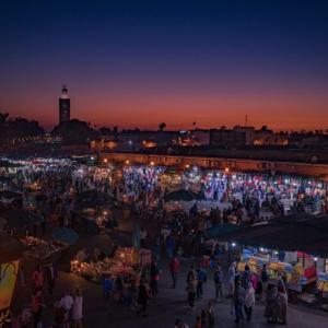 モロッコにおけるCO2排出とエネルギー消費について