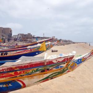 セネガルを訪れる外国人観光客数はアフリカでは何番目に多い?外国人観光客数や観光客あたりの消費額を確認