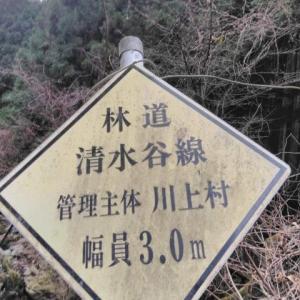 奈良県川上村 林道清水谷線 探索(っ・∀・)っ
