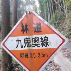 大阪府和泉市九鬼町  林道九鬼奥線・小手谷線 探索(っ・∀・)っ
