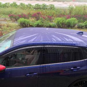 オールシーズンタイヤ 雨とドライ編