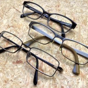 眼鏡レンズの交換