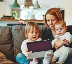 賢い子どもを育てる母親のタイプ