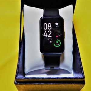 「HUAWEI Watch FIT」スマートウォッチをレビュー。 デザイン、コスパ素晴らしい。