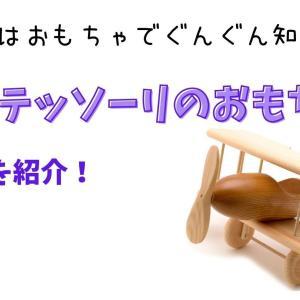 【モンテッソーリ】1歳児におすすめのおもちゃ15選を紹介