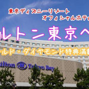 【宿泊記】千葉県浦安市『ヒルトン東京ベイ』 東京ディズニーリゾートオフィシャルホテルに初ステイ! *2021年7月*