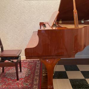 免許取得と、我が家のピアノ、進藤実優さんピアノコンサート