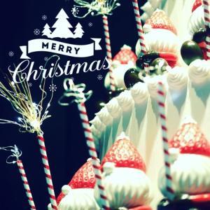 一足早くメリークリスマス!